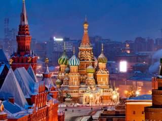 33 лучшие экскурсии в Москве