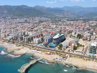 Отели Аланьи 5 звезд на первой линии все включено с собственным пляжем