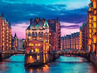 Что посмотреть в Гамбурге за 1 день — 16 самых интересных мест