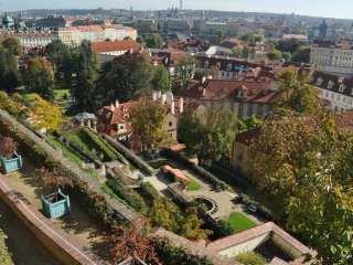 30 лучших парков и садов в Праге