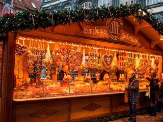 10 лучших рождественских ярмарок в Европе