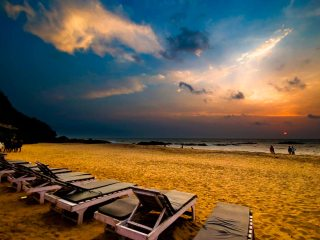 Отели Гоа на первой береговой линии