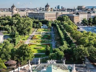 17 лучших парков Вены