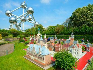 20 лучших парков Брюсселя