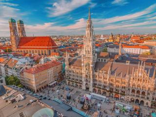 Куда съездить из Мюнхена на 1 день — 20 самых интересных мест