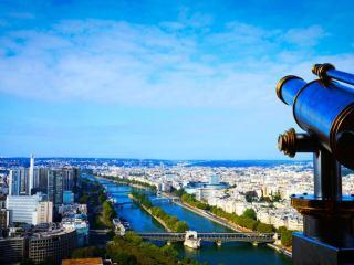 15 лучших смотровых площадок Парижа