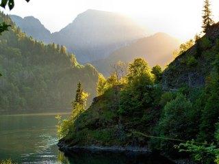20 самых красивых мест Абхазии