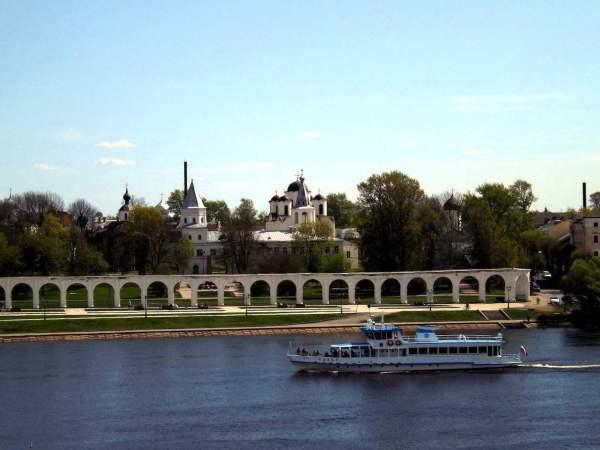 Что привезти из Великого Новгорода