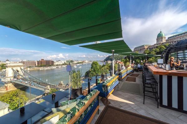 Отели Будапешта с красивым видом