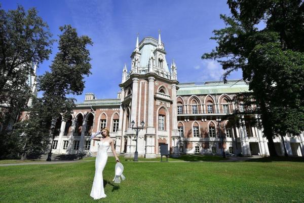 Лучшие места для фотосессии в Москве