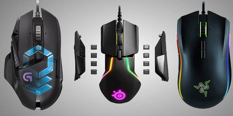 Best Fps Mouse in 2018
