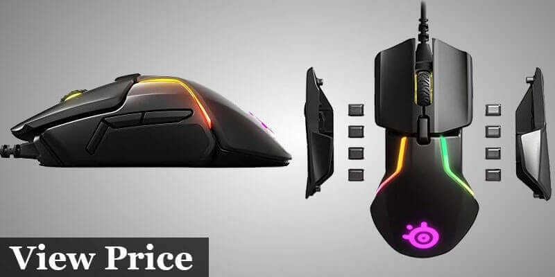 SteelSeries Rival 600 Gaming Mouse Review