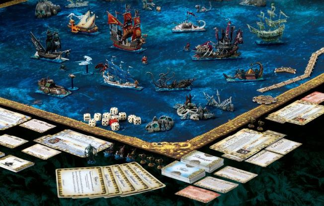 Dreadfleet-Game