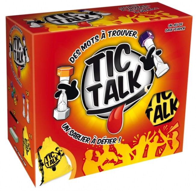 tic-talk boite