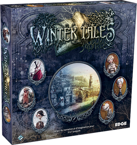 winter tales box