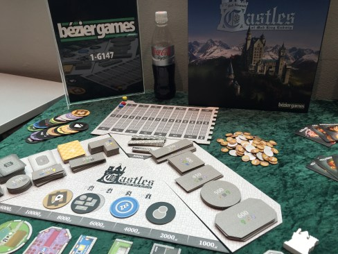 Castles of mad machin. Très bon.