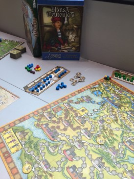 L'extension pour Hansa Teutonica