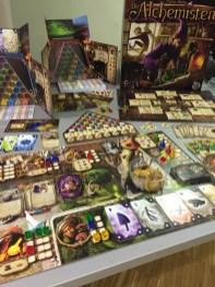 Alchemists, gros carton à Essen