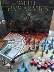 La Bataille des 5 Armées