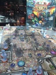 Arcadia Quest. Des figurines en veux-tu en voilà