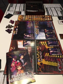 Tragedy Looper. Super original mais BEAUCOUP de manipulations