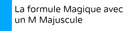 magique
