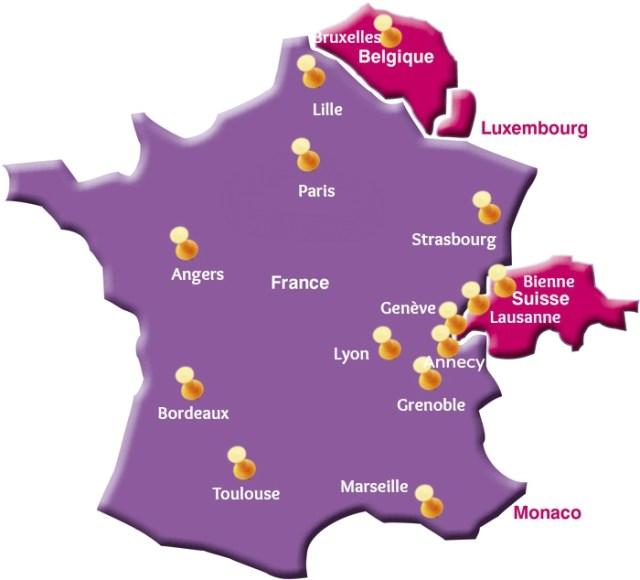 Carte Belgique Jeux.De Paris A Marseille De Geneve A Bruxelles La Cartographie