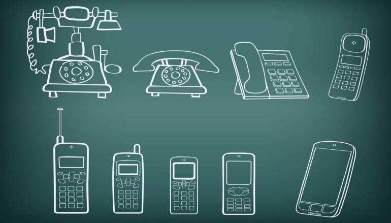 evolution-of-cellphone