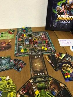 Sabbat Magica chez les valaisans d'Helvétia Games
