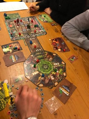 Sabbat Magica. Un excellent jeu