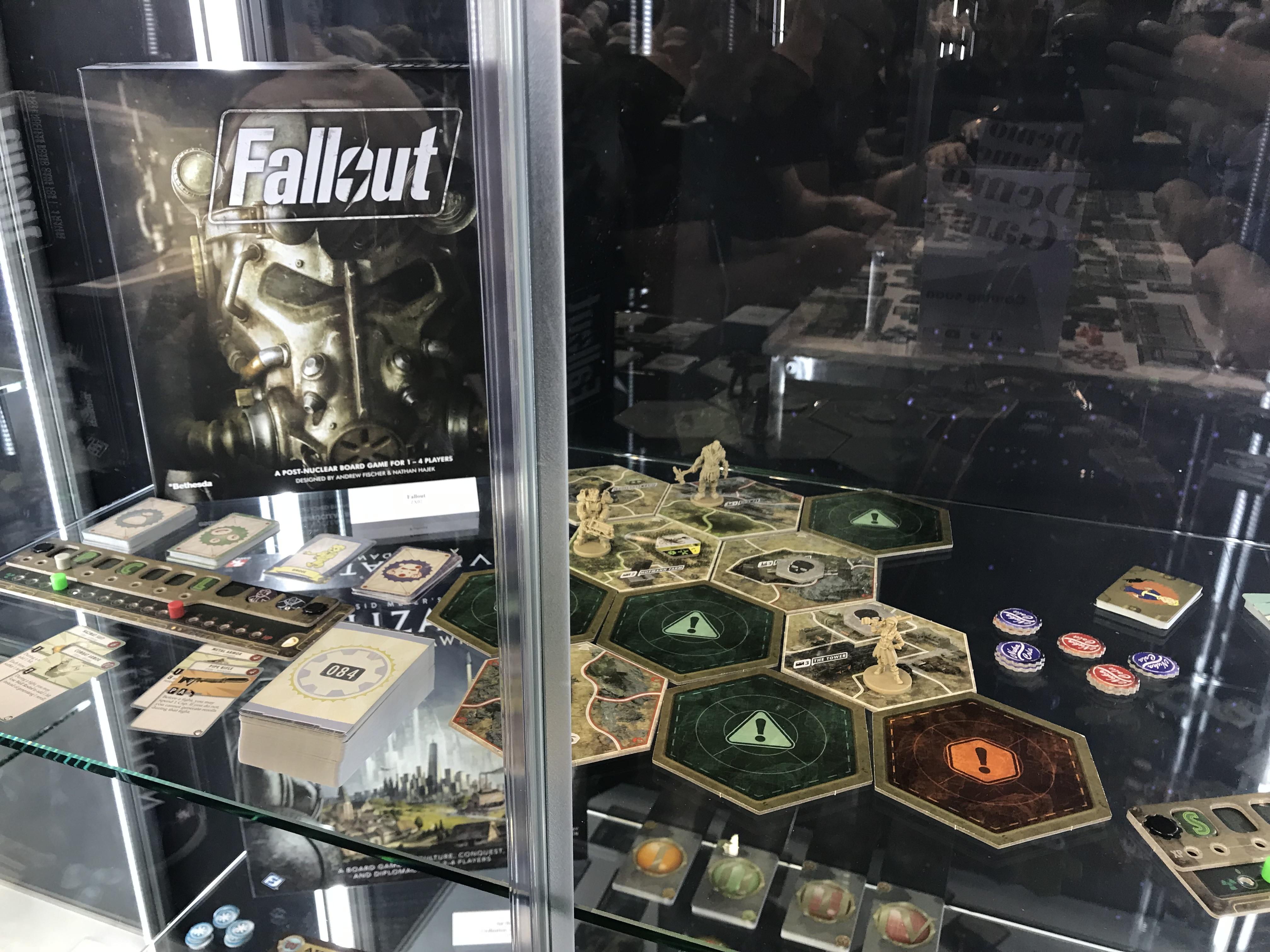Fallout. Bientôt. Qui va tout déchirer