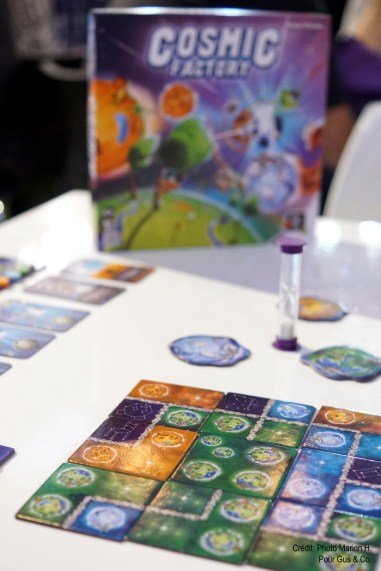 Essen 2018 - Cosmic Factory G&C
