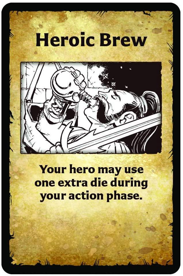 Heroquest se prépare à sortir en jeu de cartes