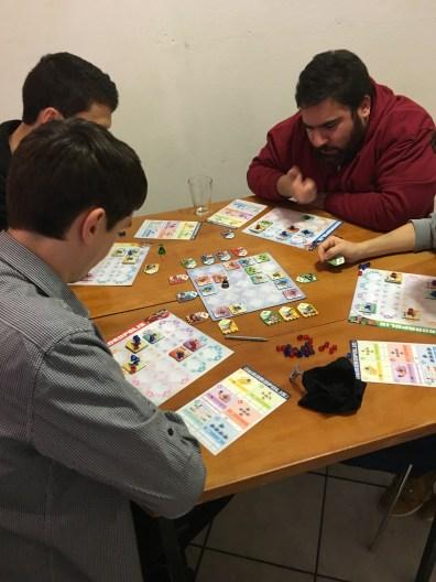 La grande finale du tournoi de Quadropolis