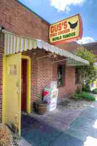 Downtown Memphis Gus Fried Chicken