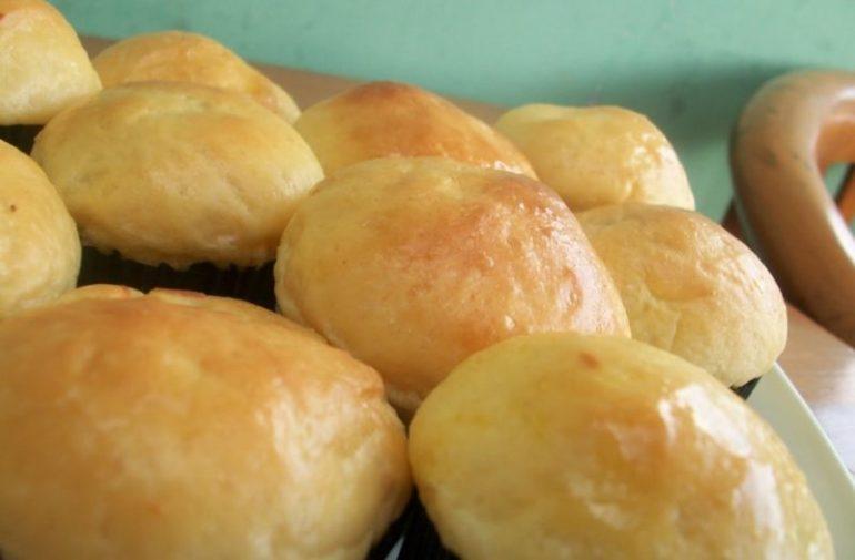 Roti Bluder Sehat dan Empuk