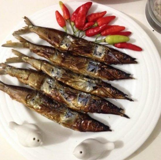 Gambar Ikan Roa