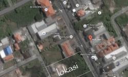 Jual Sewa Tanah di Dewi Sri Kuta 1920 m2