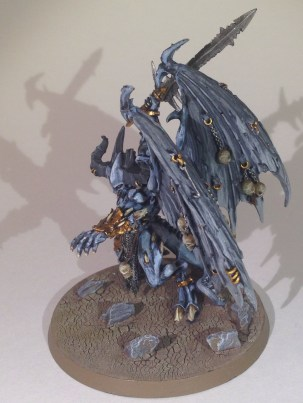Be'lakor, the first Daemon Prince