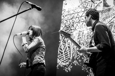 Phantogram ©Gus Morainslie