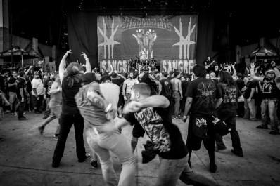 Knotfest 2014 © Gus Morainslie