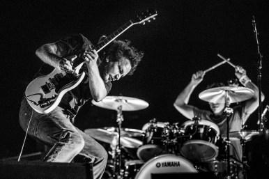 Pearl Jam- ACL, Austin, USA. 12-10-14 © Gus Morainslie