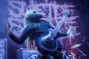 Suicide Silence - Knotfest, San Bernardino, USA. 24-10-14 © Gus Morainslie