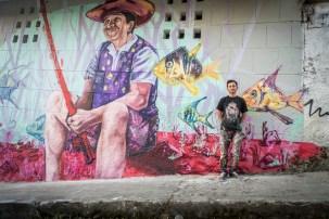 Jorge Giraldo Downtown Manizales © Gus Morainslie