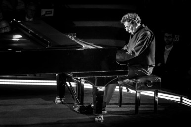 Philip Glass © Gus Morainslie