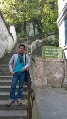 Bagian Depan Masjid