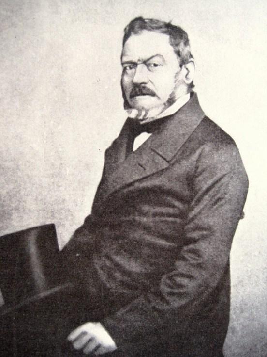 Maurice Barman (1808-1878), Conseiller d'Etat, Saillon