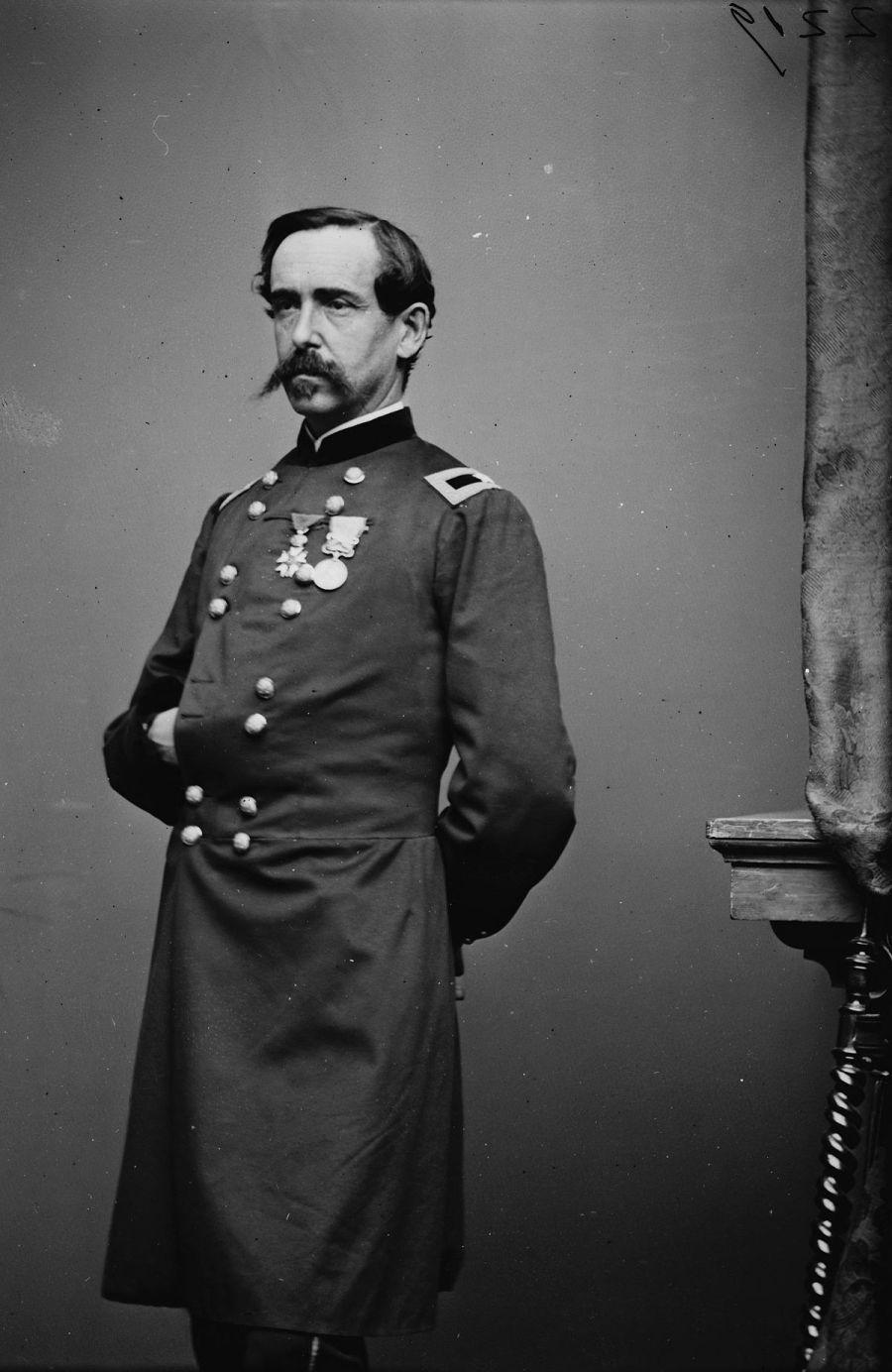 Général Paul Cluseret (1823-1900)