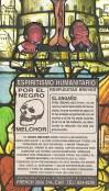 """Espiritismo humanitario"" / ""Humanitarian Espiritismo"" (detalle / detail, 1996)."