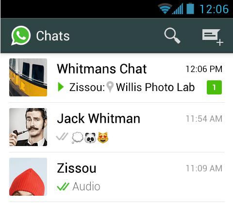 o que é o whatsapp